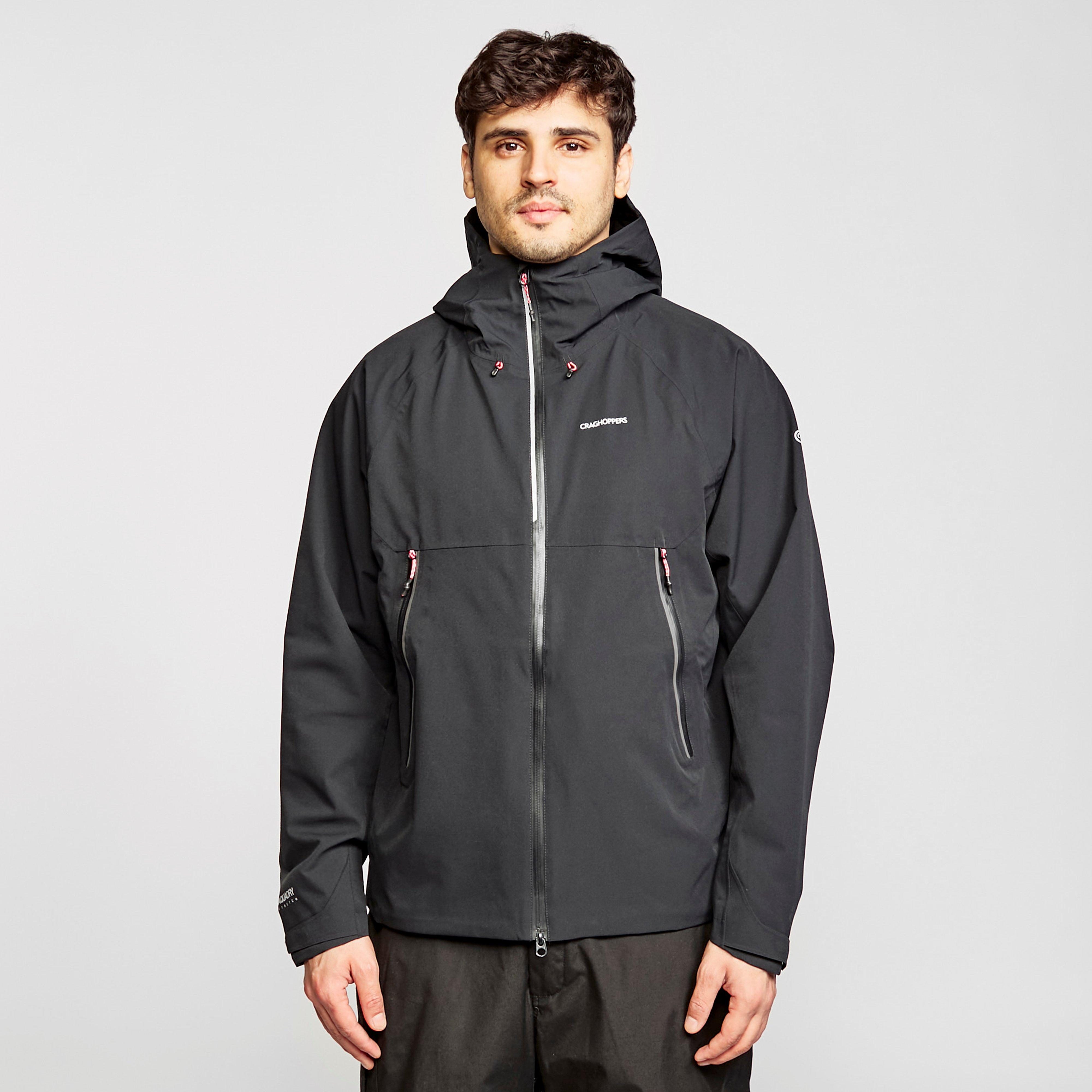 Craghoppers Men's Trelawney Jacket - Black, Black
