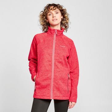 Red Craghoppers Women's Stromer Fleece