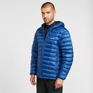 Blue Peter Storm Men's Packlite Alpinist Down Jacket