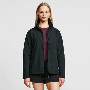 Black Peter Storm Women's Core Softshell Jacket