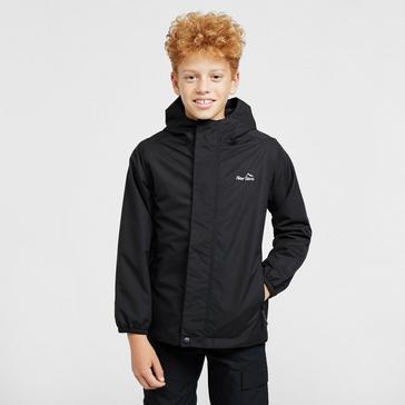 Black Peter Storm Junior Everyday Waterproof Jacket