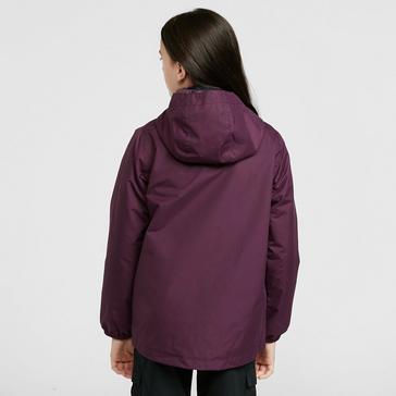 Purple Peter Storm Junior Everyday Waterproof Jacket