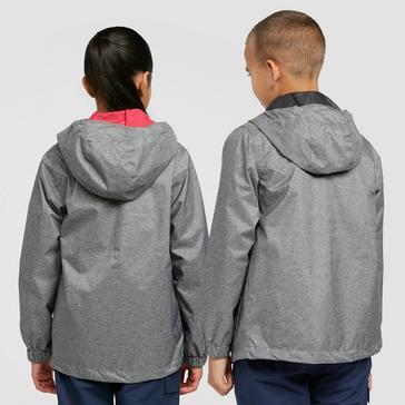 Grey Peter Storm Junior Mini Tornado Waterproof Jacket
