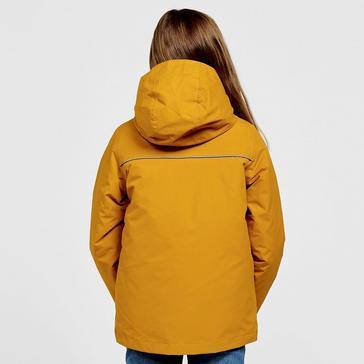 Yellow Peter Storm Kids' Coast 3-in-1 Jacket