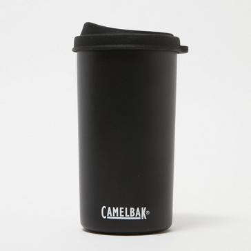 Black Camelbak MultiBev SST Vaccum Insulated 650ml Bottle with 480ml Cup