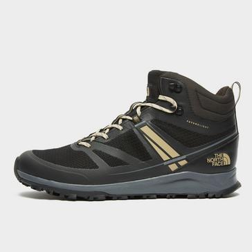 Black The North Face Men's Litewave FutureLight Trail Running Shoe