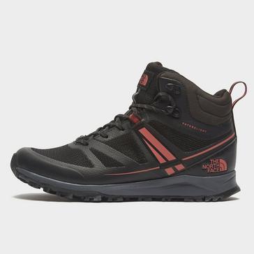 Black The North Face Women's Litewave Futurelight™ Boots