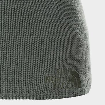 Grey The North Face Men's Bones Beanie