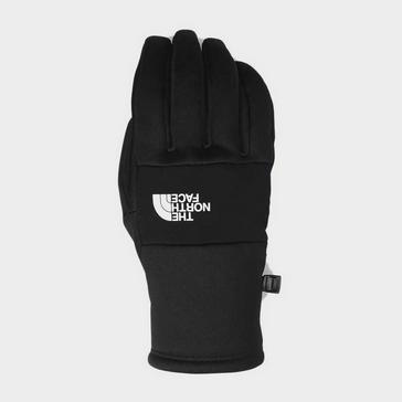 Black The North Face Men's Sierra ETIP Gloves