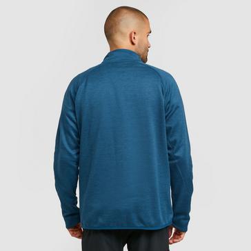 Blue The North Face Men's Canyonlands Half-Zip Fleece