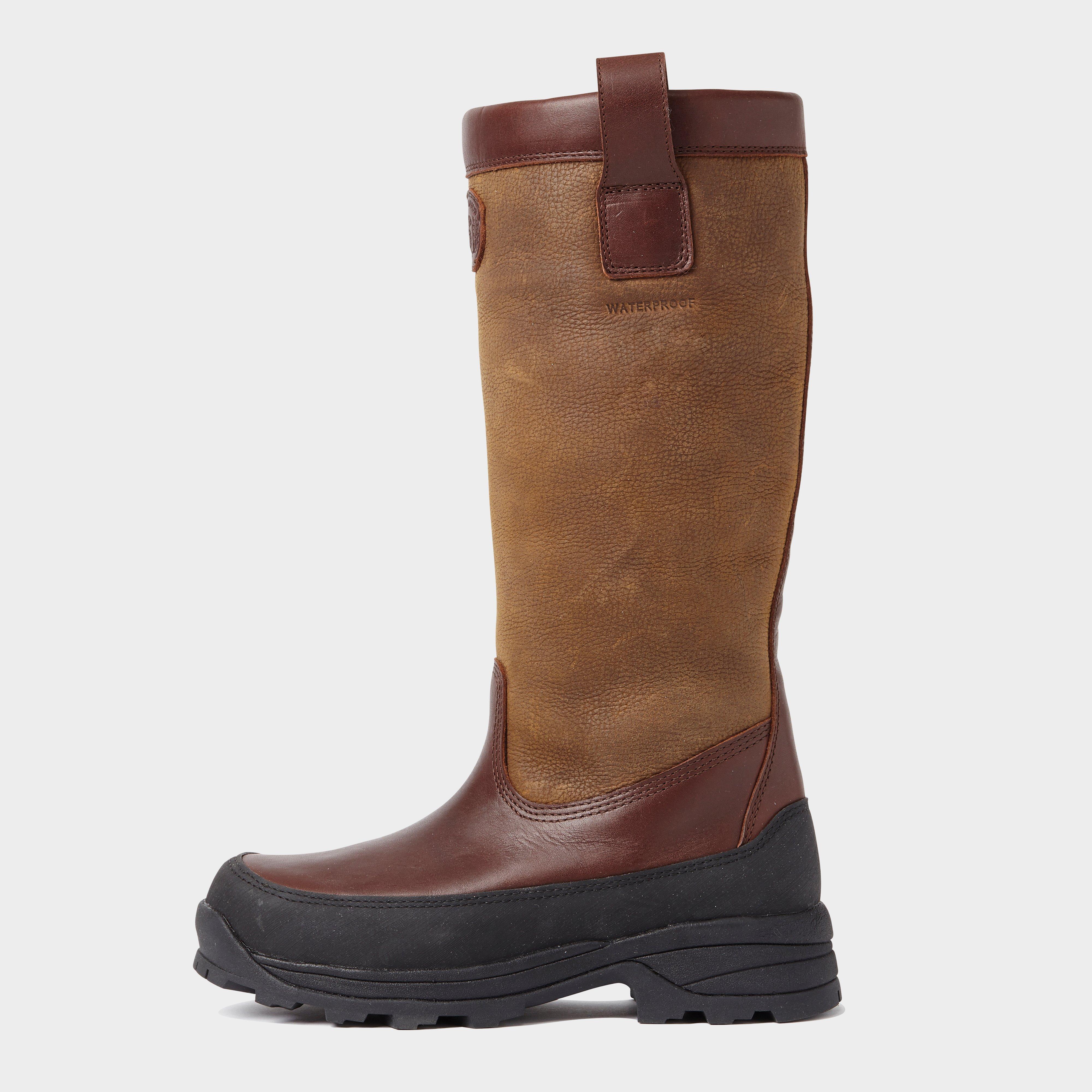 Royal Scot Women's Glencoe Boot - Brown/Brown, Brown