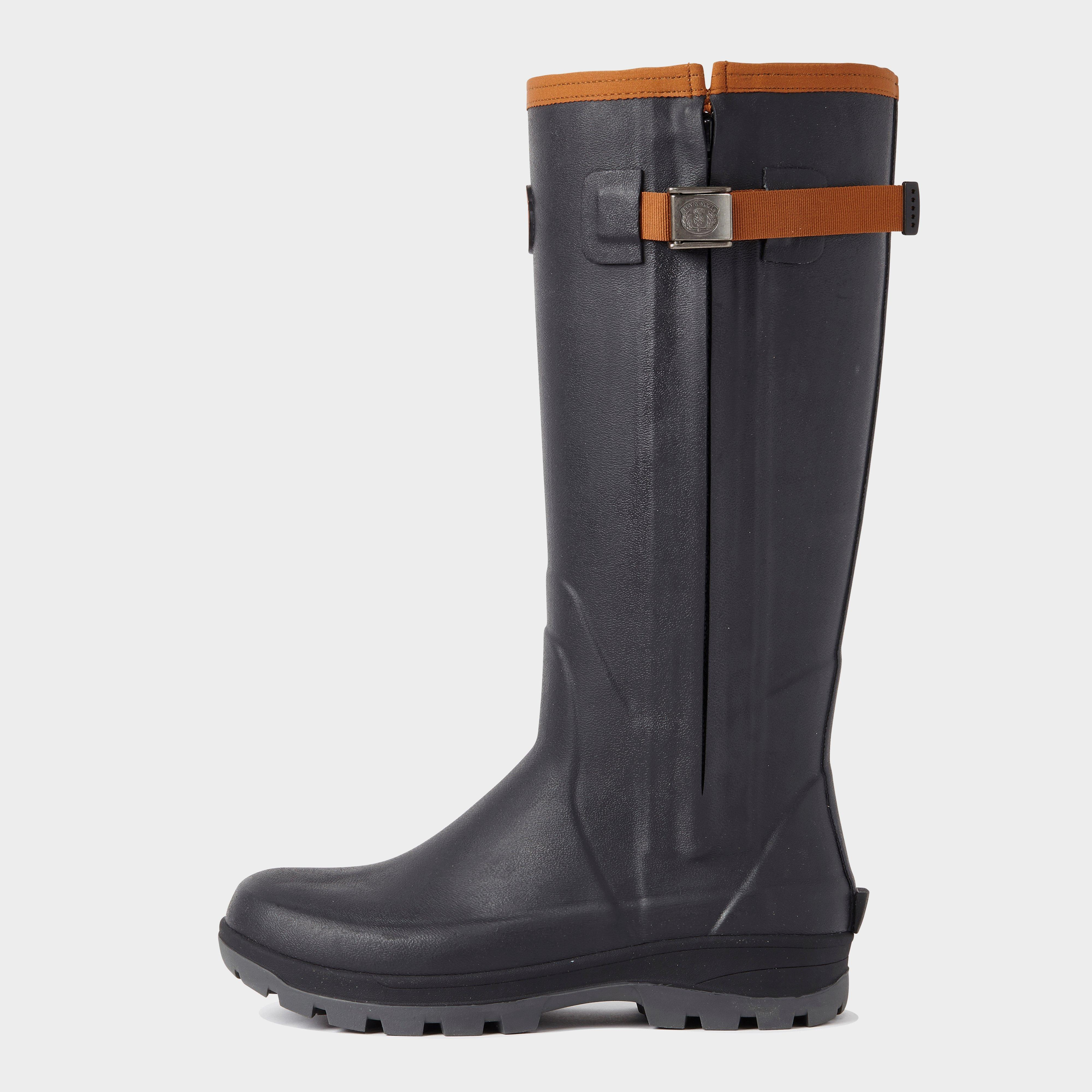 Royal Scot Women's Lomond Boot - Black/Black, Black