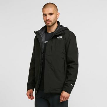 Black The North Face Men's Carto Triclimate Jacket
