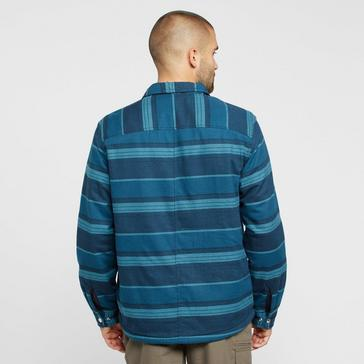 Blue The North Face Men's Campshire Shirt