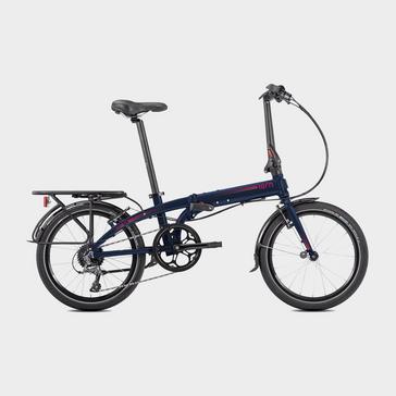 Black Tern Link D8 Folding Bike