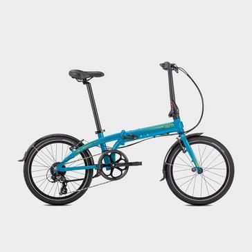 Blue Tern Link C8 20 8spd Folding Bike