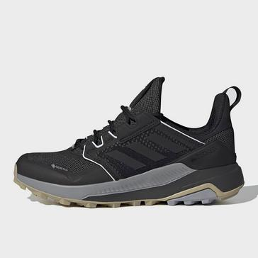 Black adidas Women's Trailmaker Gore-Tex Hiking Shoes