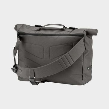 Grey Altura Grid Messenger Bag