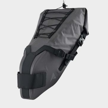 Black Altura Vortex 2 Waterproof Seatpack