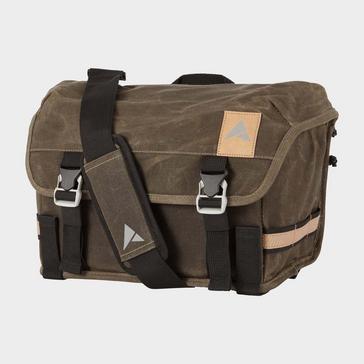 brown Altura Heritage Rackpack