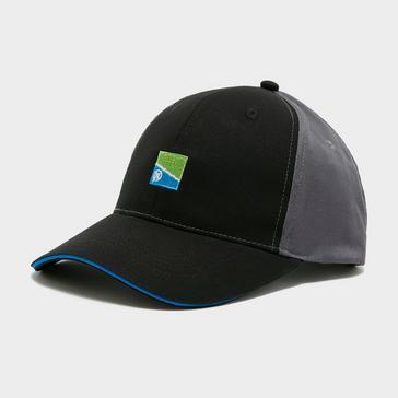Black PRESTON Original Cap