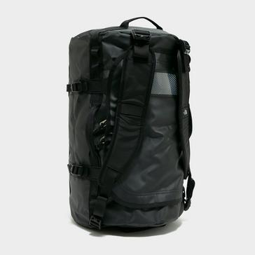 Black The North Face Base Camp Duffel Bag (Small)
