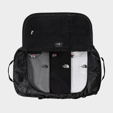 Black The North Face Basecamp Duffel Bag (Extra Large)