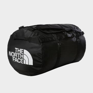 Black The North Face Base Camp Duffel Bag (XXL)
