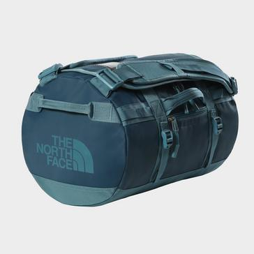 BLUE The North Face Basecamp Duffel Bag (Extra Small)