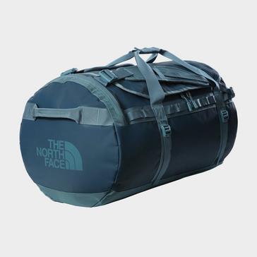 BLUE The North Face Basecamp 95 Litre Duffel Bag (Large)