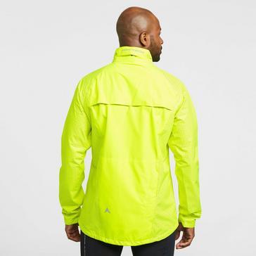 Yellow Altura Men's Nightvision Storm Jacket