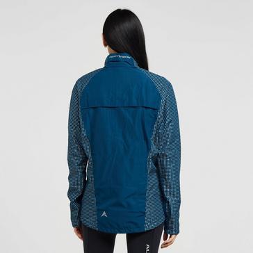 Navy Altura Women's Nightvision Storm Jacket