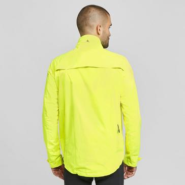 Yellow Altura Men's Nevis Waterproof Jacket