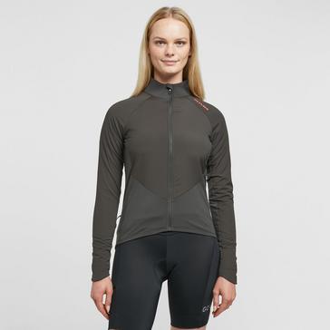 Grey Altura Women's Endurance Long Sleeve Jersey