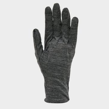 Grey Altura Merino Liner Gloves