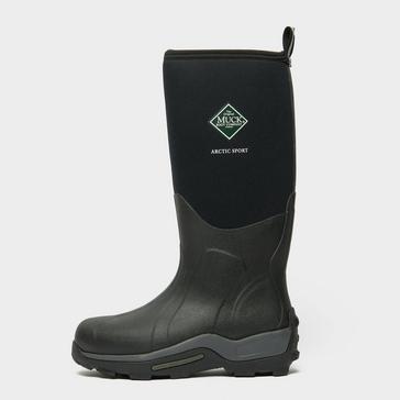 Black Muck Boot Men's Arctic Sport Tall Boots