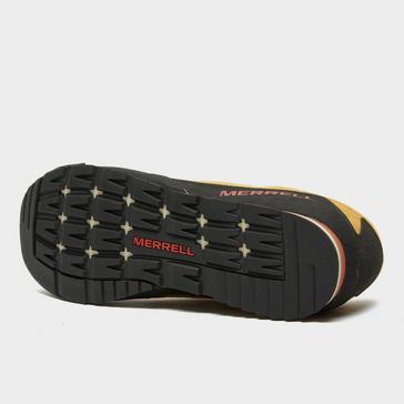 Gold Merrell Men's Catalyst Suede Shoes