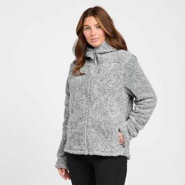 Grey Peter Storm Women's Theory Full-Zip Fleece