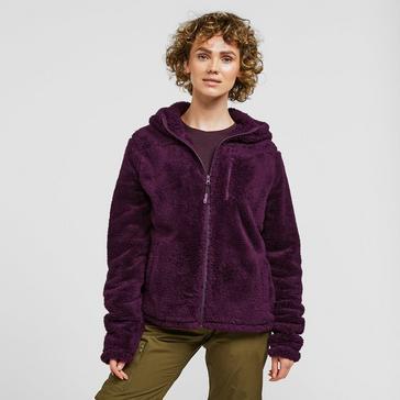 Purple Peter Storm Women's Theory Full-Zip Fleece