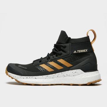 Black adidas Men's Freehiker Gore-Tex Hiking Shoe