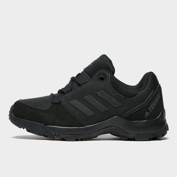 Black adidas Kids' Terrex Hyperhiker Shoes