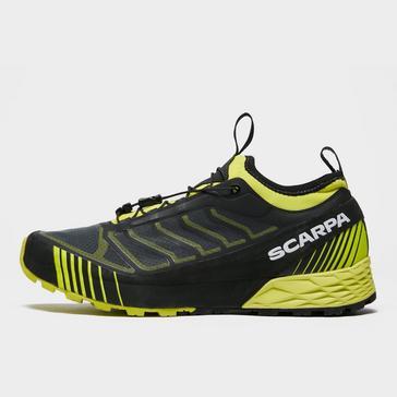 Black Scarpa Men's Ribelle Run Trail Running Shoes
