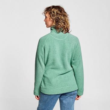 Green Craghoppers Women's Ambra Half-Zip Fleece