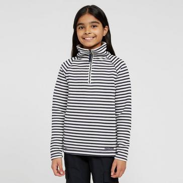 Navy Craghoppers Kids' Manuela Half-Zip Fleece