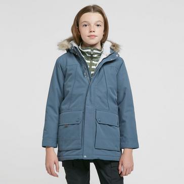 BLUE Craghoppers Kids' Peyton Jacket