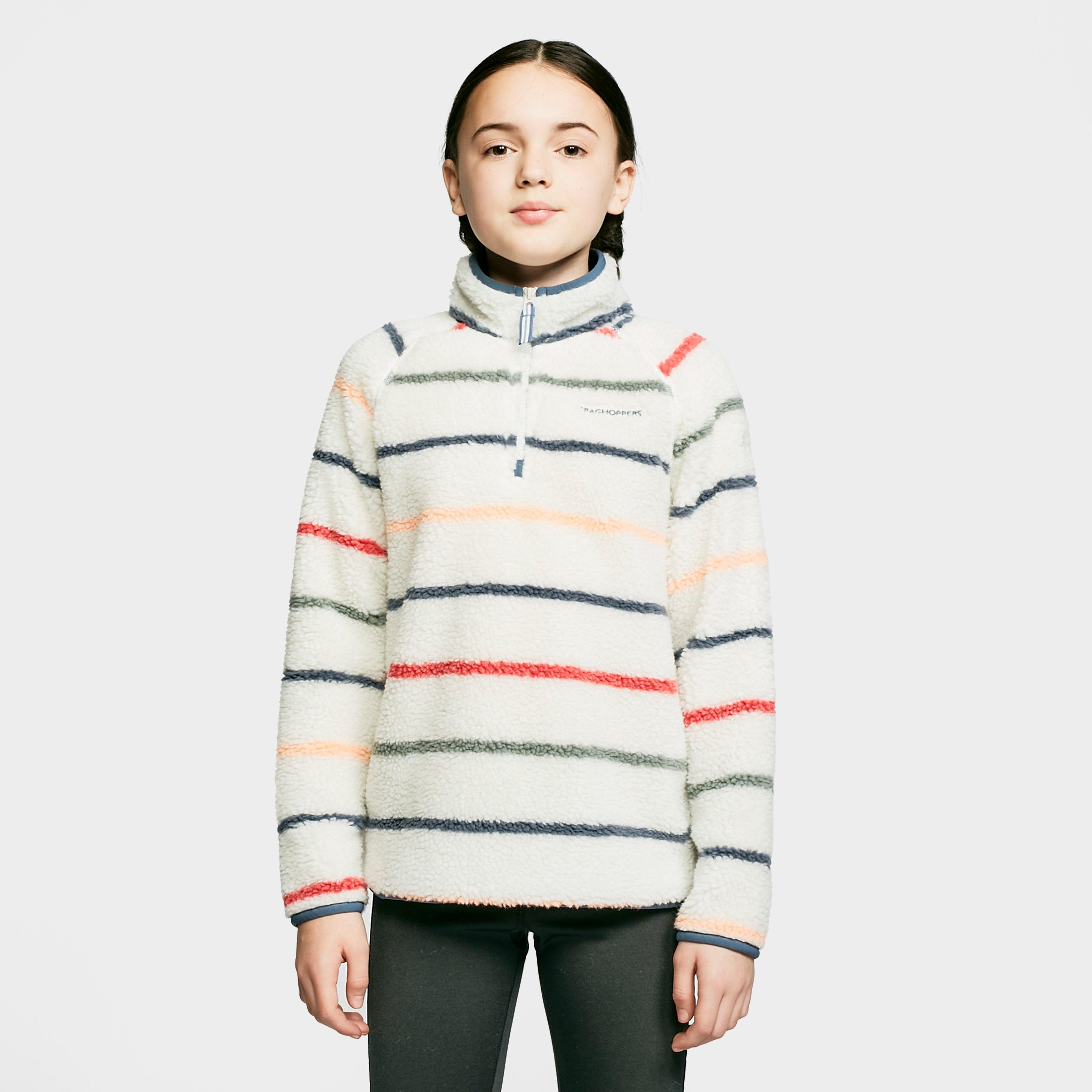 Image of Craghoppers Kids' Reagan Half Zip Fleece - Assorted/Assorted, ASSORTED/ASSORTED