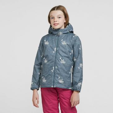 BLUE Craghoppers Kids' Harley Jacket