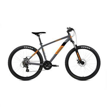 Grey Barracuda Oregon Mountain Bike