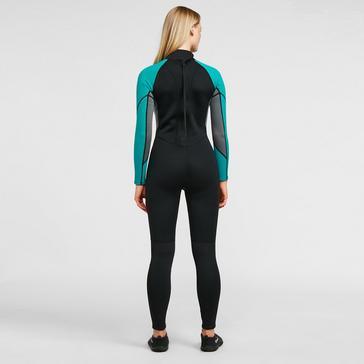 Black Freespirit Women's FL Wetsuit