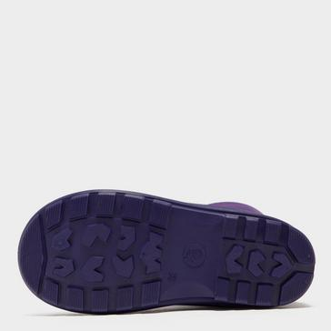 PURPLE COTSWOLD Kids' Hilly Welly